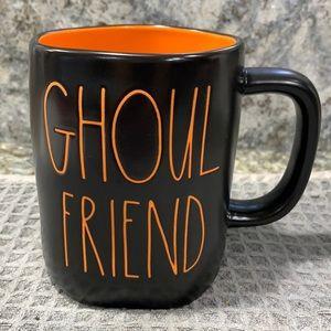 Rae Dunn GHOUL FRIEND Mug